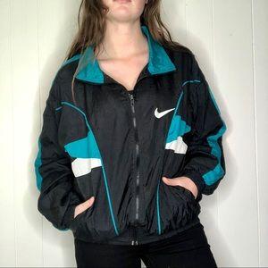 Vintage Nike track jacket